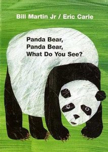 Panda Bear, Panda Bear, What Do You See? - Board Book