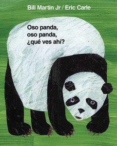 Panda Bear, Panda Bear, What Do You See? Spanish Board Book Edition
