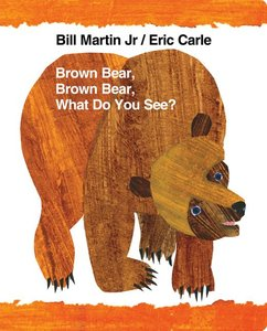 Brown Bear - Lap Sized Board Book
