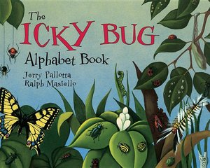 The Icky Bug Alphabet Book - Softcover