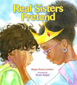 Real Sisters Pretend - To Be Autographed 2/21