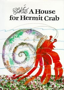A House For Hermit Crab (Hardcover)