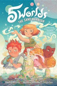 5 Worlds #1 The Sand Warrior