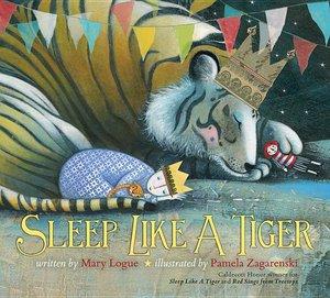 Sleep Like a Tiger (Board Book)
