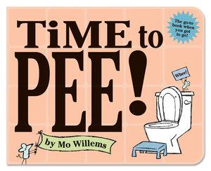 Time to Pee (Board Book)
