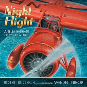 Minor Book Plate & Night Flight - Hardcover