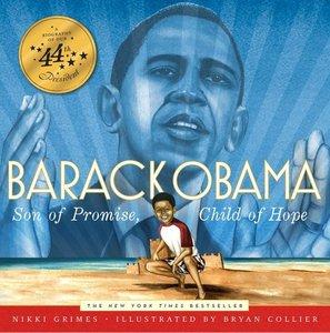 Barack Obama (with Autographed Bookplate)