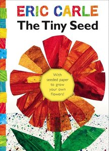 The Tiny Seed - Mini Book with Seeded Paper