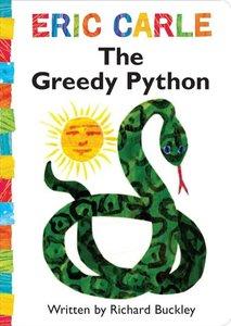 The Greedy Python - Board Book
