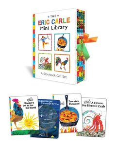 Eric Carle Mini Book Library