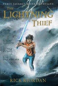 The Lightning Thief Graphic Novel