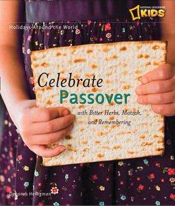 Celebrate Passover- Paperback