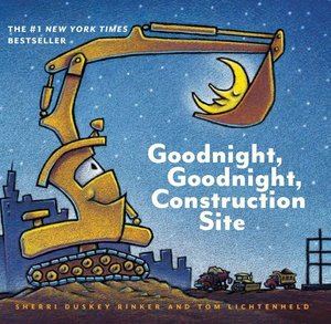 Goodnight Goodnight Contruction Site (Board Book)