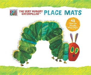 Very Hungry Caterpillar Placemats