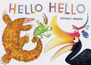 Hello Hello (Hardcover)