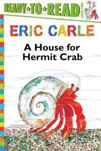 A House for Hermit Crab - Ready to Read Hardcover Edition