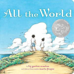 All the World - Board Book