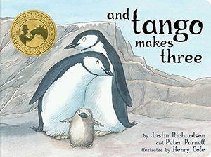 And Tango Makes Three Board Book