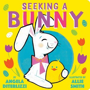Seeking a Bunny (Board Book)