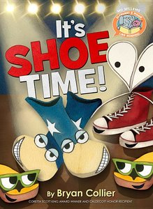 It's Shoe Time! (E+P Like Reading)