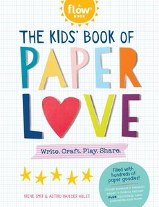 Kids' Book of Paper Love