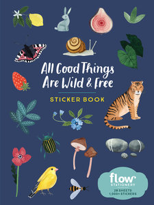 All Good Things Sticker Book