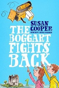 The Boggart Fights Back (Paperback) - Autographed