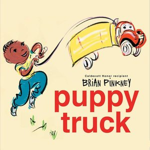 Puppy Truck - Autographed