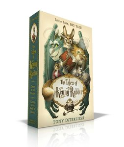 Tales of Kenny Rabbit Boxed Set - Autographed