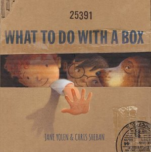 What to Do With a Box (Board Book)