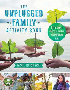 Unplugged Family Activity Book