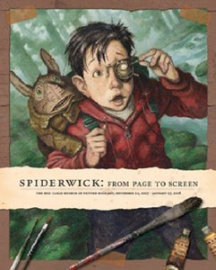 Spiderwick Exhibition Catalog