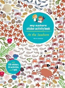 At the Seashore Sticker Activity Book