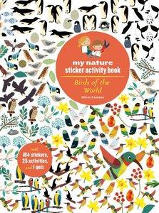 Birds of the World Sticker Activity Book