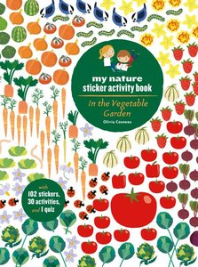 In the Vegetable Garden Sticker Activity Book