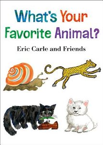 What's Your Favorite Animal? Board Book