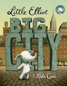 Little Elliot, Big City (Board Book)