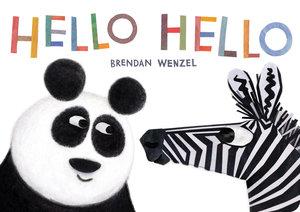 Hello Hello (Board Book)