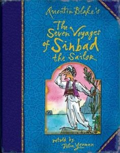 Seven Voyages of Sinbad - Hardcover