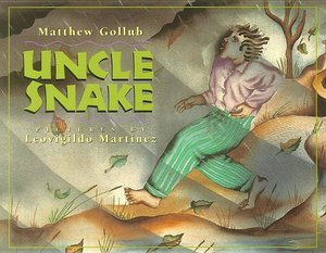 Uncle Snake - Softcover