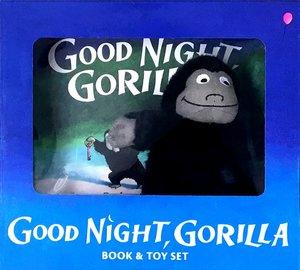 Goodnight Gorilla BD & Plush Set