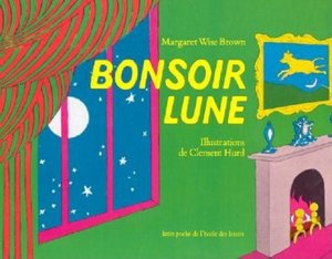 Goodnight Moon - French Softcover