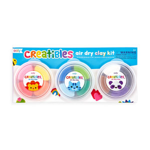 Creatibles Air Dry Clay