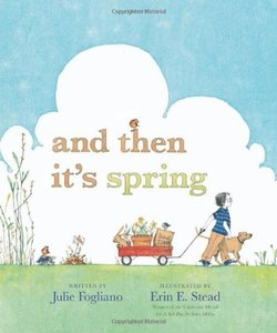 And Then It's Spring - Autographed