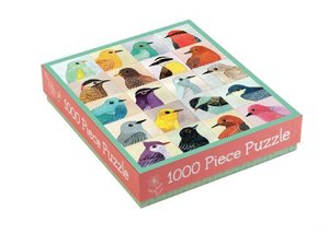 Avian Friends Puzzle