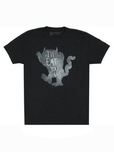 Wild Things (I'll Eat You Up) Adult T-Shirt