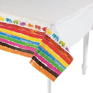 Brown Bear Tablecloth