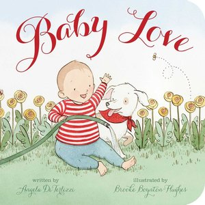 Baby Love (Board Book) -  Autographed