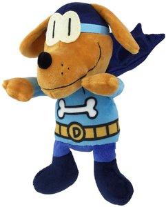 Dog Man Bark Knight Doll