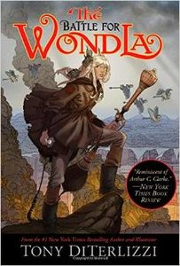 WondLa #3: The Battle for WondLa - Autographed Hardcover